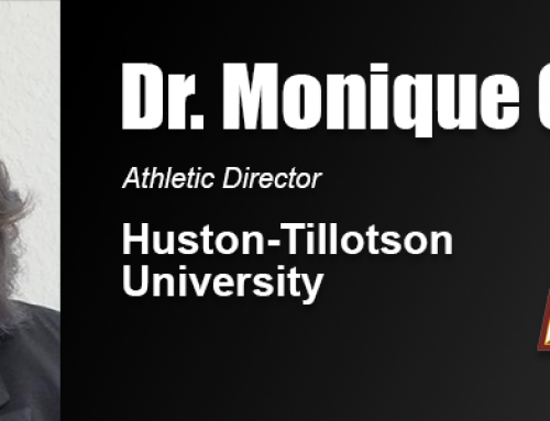 Academy Alumna Dr. Monique Carroll Hired as Athletic Director at Huston-Tillotson University