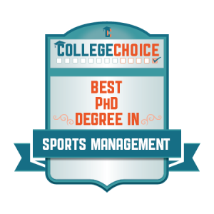 CollegeChoice Best Ph.D. in Sports Management