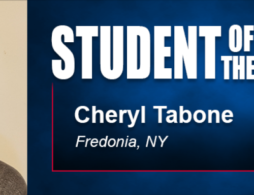 Student of the Month Cheryl Tabone is a Coach, Educator, and Leader in Her Community