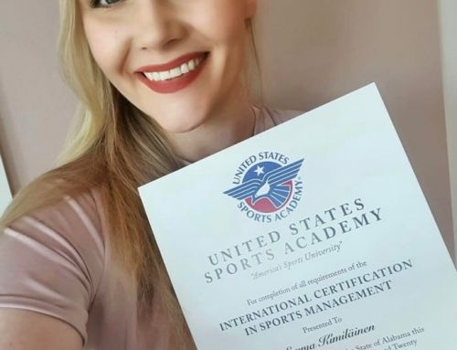 Finnish Students Complete Academy's First Fully Online International Certification in Sports Management Program