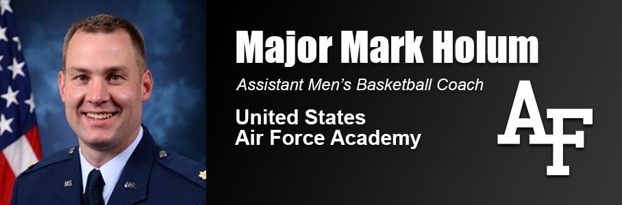 Major Mark Holum