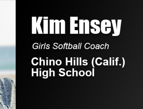 Softball Coach Kim Ensey Learned the Business of Sport in Academy Master's Program