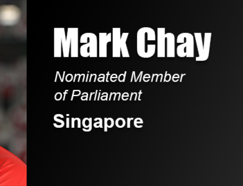 Academy Alumnus, Former Olympic Swimmer Mark Chay Named as Nominated Member of Parliament in Singapore
