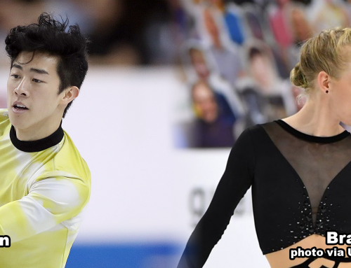 American Figure Skaters Nathan Chen, Bradie Tennell Named United States Sports Academy January Athletes of the Month