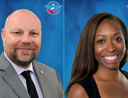 Academy Provost and Center Director Named SportEdTV Contributors