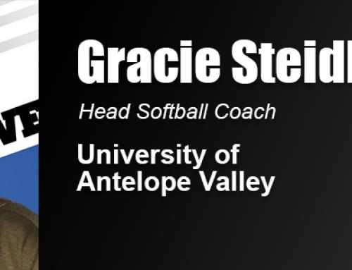 Graciela Steidley's Academy Degree Opened Door to College Softball Head Coach Position