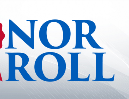 Summer 2020 Semester Honor Roll Students