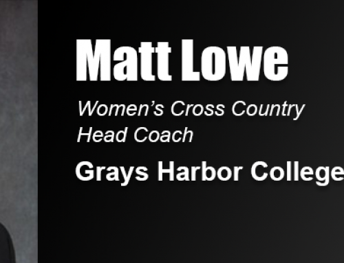 Academy Graduate Matt Lowe Hired to Coach First Women's Cross Country Team at Grays Harbor College
