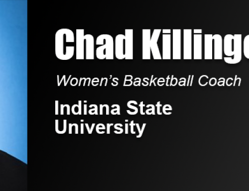 Academy Master's Degree Graduate Chad Killinger Hired to Coach Indiana State Women's Hoops