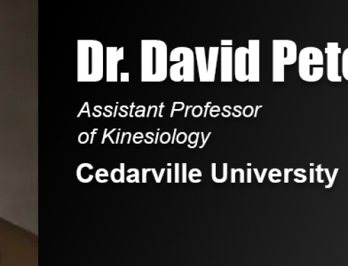 Doctoral Degree Holder Dr. David Peterson Completes Second Textbook in Work at Cedarville University