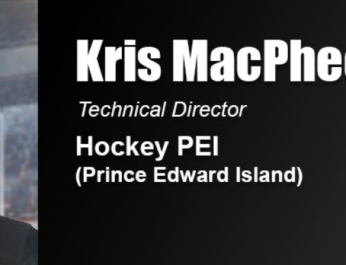 Kris MacPhee Uses Academy Master's Degree in Work for Hockey Organization in Canada