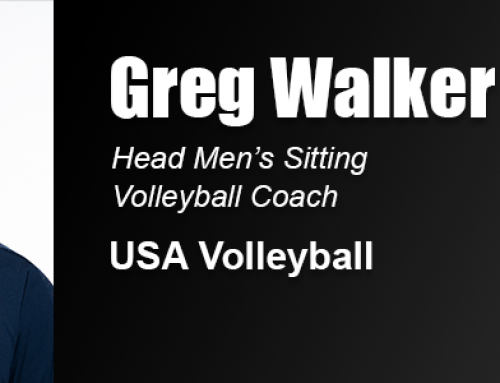 Team USA Sitting Volleyball Coach Greg Walker Named United States Sports Academy 2021 Alumnus of the Year