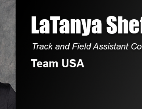 LaTanya Sheffield Uses Her Academy Bachelor's Degree in Role as USA Track and Field Assistant Coach at Tokyo Olympics