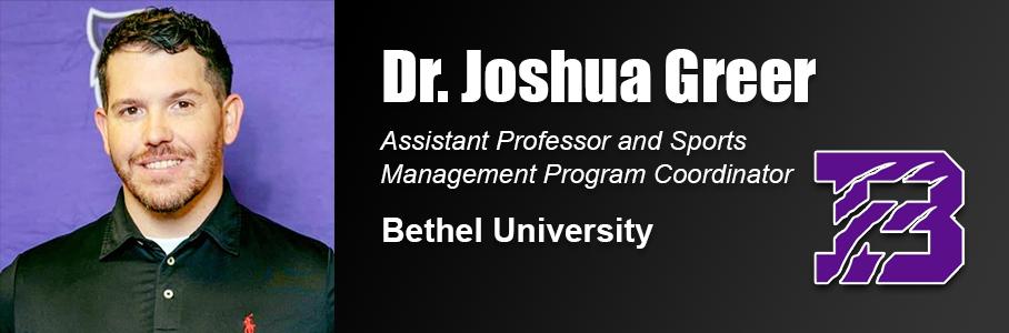 Dr. Joshua Greer
