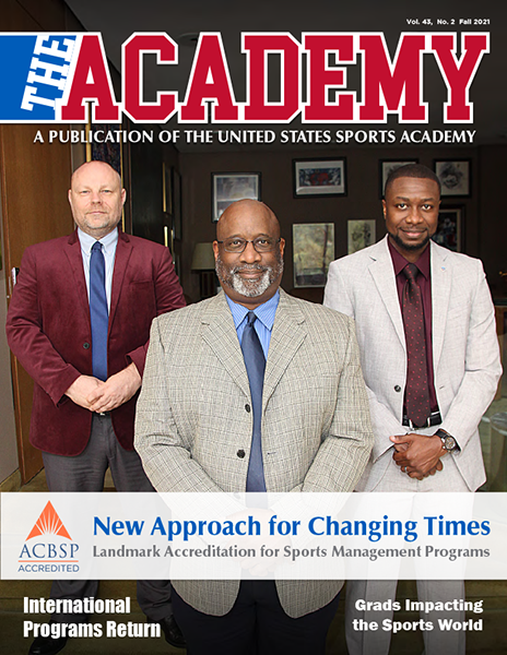 The Academy - Spring 2021
