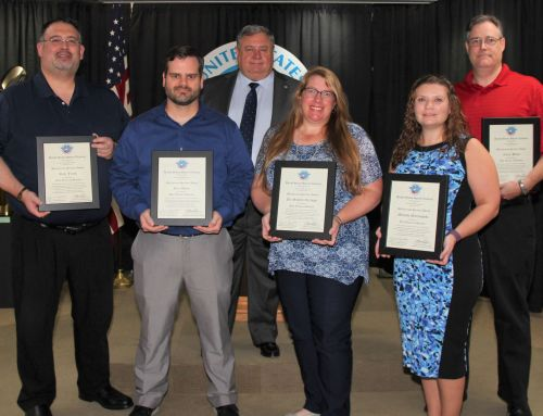 Academy Recognizes Employees for Meritorious Service