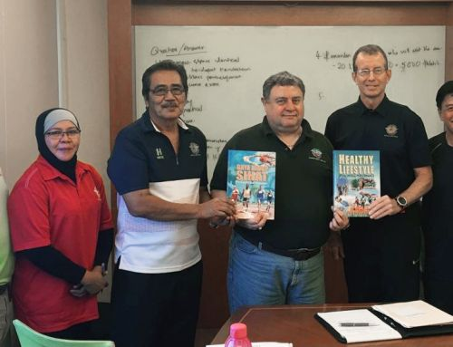 Academy Mourns loss of Former USSA-Malaysia CAO and Alumnus Mohamad Tahir Bin Kamaruzaman