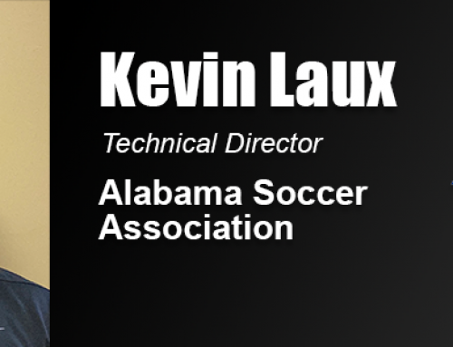 Academy Coaching Degree Helped Kevin Laux on Path to Alabama Soccer Association Leadership Role